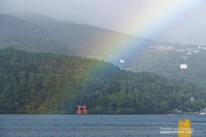 Hakone Free Pass Hakone Sightseeing Cruise Hakone Shrine