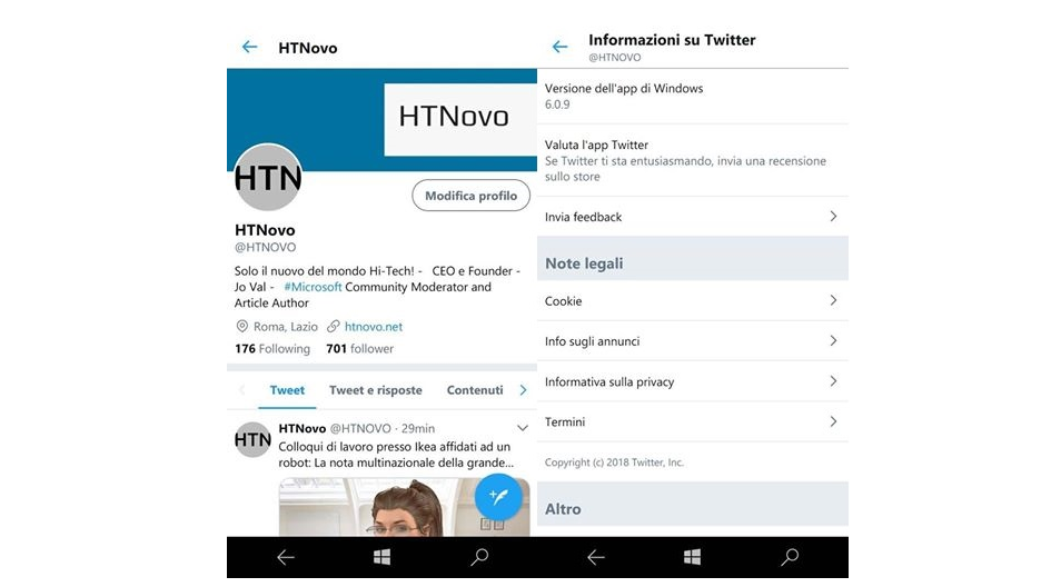 Twitter-PWA-Windows-10-Mobile
