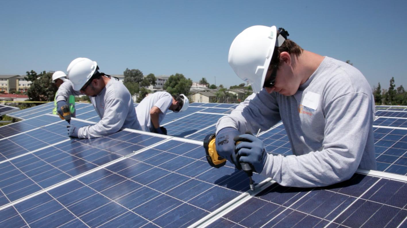 Bright Horizon Institute: Solar panel installer course | Solar
