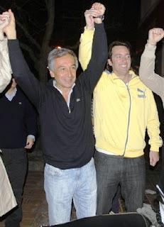 BASUALDO QUE NO ES DE CAMBIEMOS Y EL PACTO ELECTORAL MANEJA EL FRENTE DEL PRESIDENTE DE LA NACIÓN