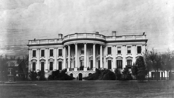 Amazing White House High Definition Hd Wallpapers Life