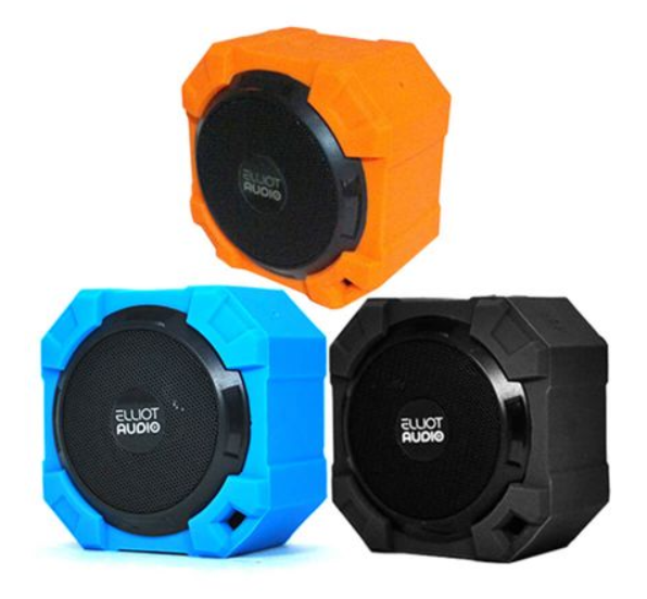 Elliot Rugged Bluetooth Speaker
