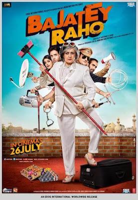 Bajatey Raho 2013 Hindi 480p WEB-DL 300MB