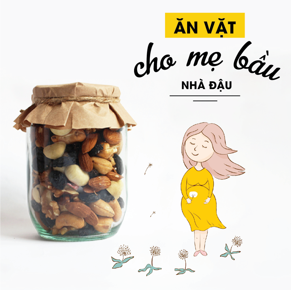 [A36] Điều gì sẽ xảy ra nếu Mẹ Bầu ăn hạt dinh dưỡng trong tháng đầu?
