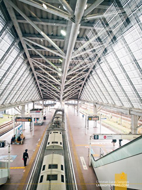 Hakone Free Pass Odawara Station