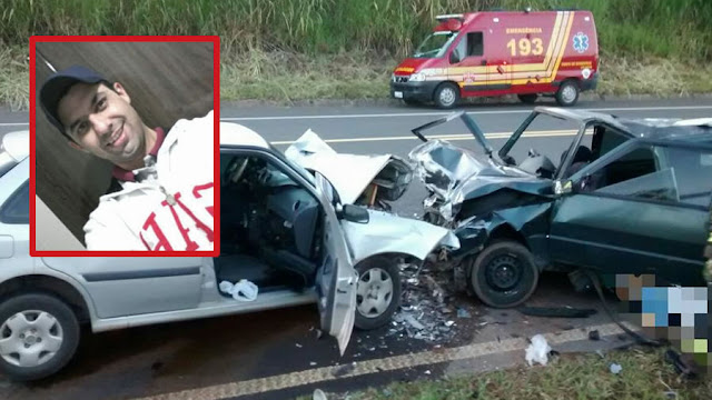 Morre em hospital segunda vítima de acidente na rodovia Pinhal x Santo Antonio do Jardim