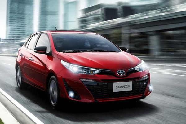 Accesorios Toyota Yaris