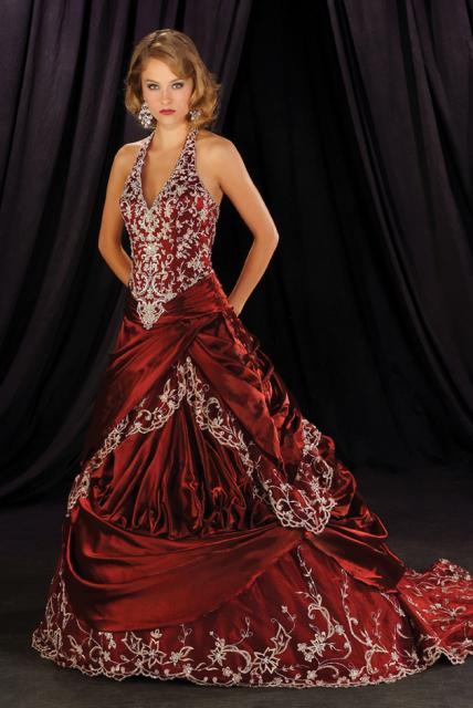 Bridal Style And Wedding Ideas Red Wedding Dresses