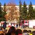 """Подготвителна евакуация във старазагорското училище """"ОУ Иван Вазов"""""""