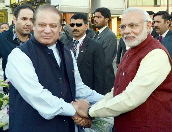 Modi Pakistan Tour