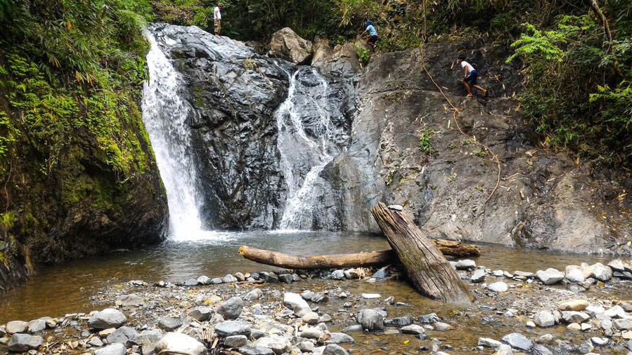 Kalao Falls Mayantoc Tarlac