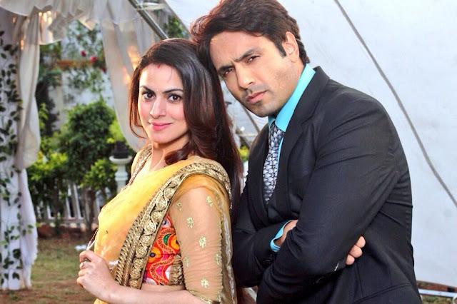 Anshuman si Pakhi, a caror casatorie a fost aranjata la o virsta foarte frageda pe cand acestia erau mici copii.