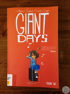 Giant Days, Vol. 2 book photo