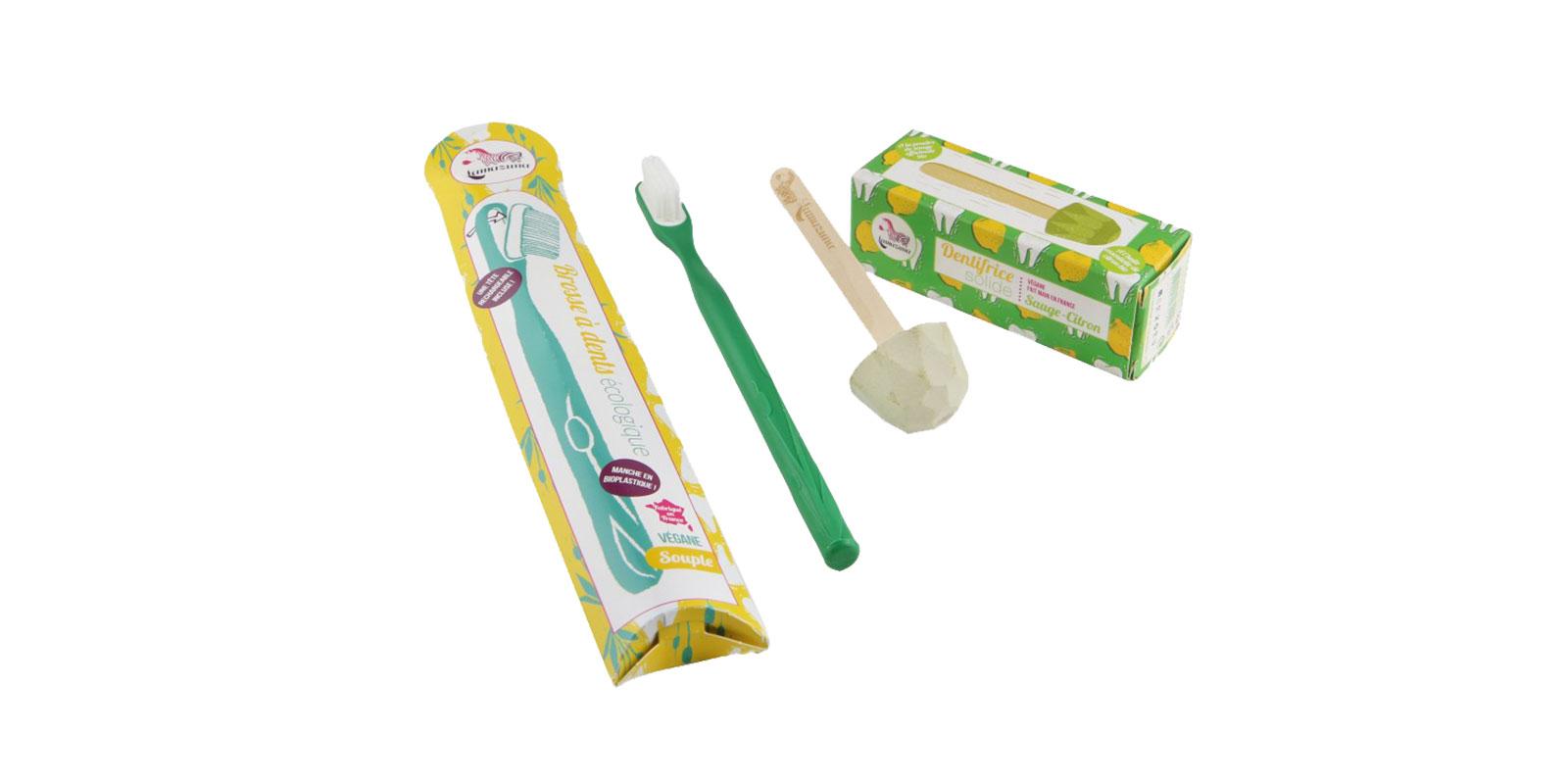 wishlist naturel bio zéro déchets dentifrice brosse à dents
