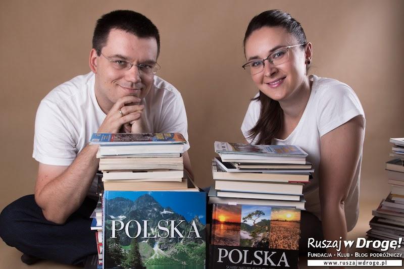 Dołącz do czytelników Ruszaj w Drogę!