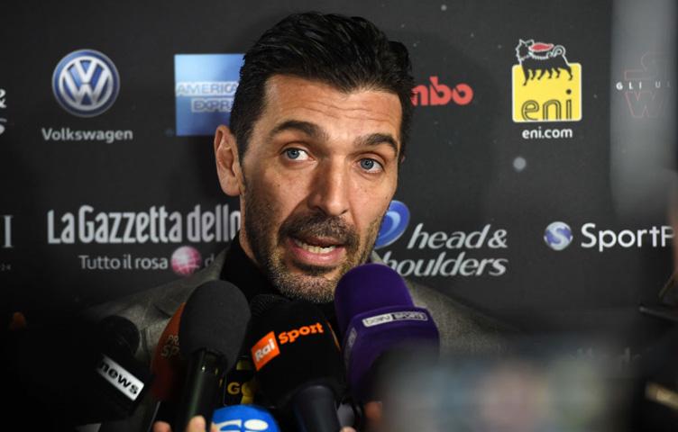 """Buffon: """"Ne postoji savršen recept za uspjeh"""""""