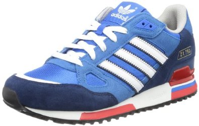 Adidas ZX750 Blue/White Navy Trainers