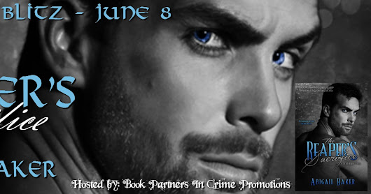 THE REAPER'S SACRIFICE Pre-Order Blitz & Giveaway