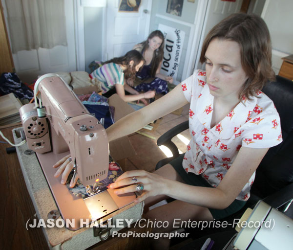 How To Profit From A Home Sewing Business: Pro Pixelographer: Sewing A Difference