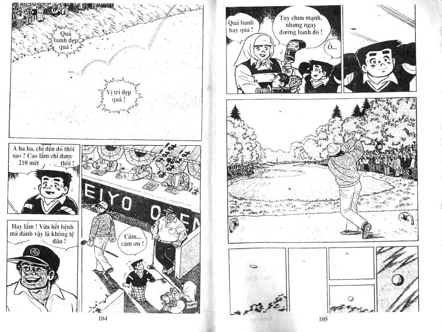 Ashita Tenki ni Naare chapter 41 trang 51
