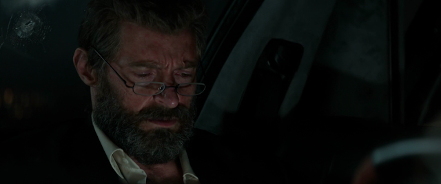Logan Wolverine HD 1080p Latino captura 3