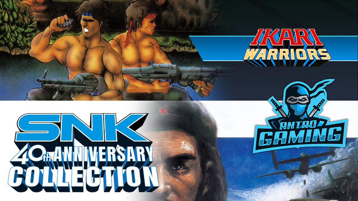 SNK 40Th Anniversary Collection per Nintendo Switch