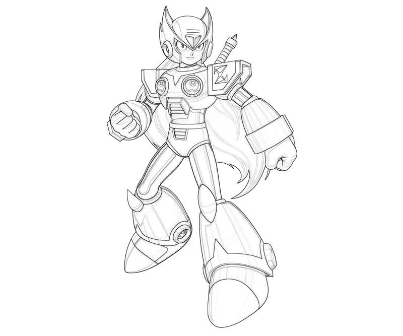 zero coloring pages - photo#46