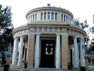 A Capela do Cemitério da Consolação