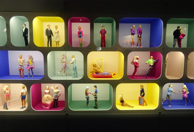Exposition Barbie Musée des Arts Décoratifs Barbie et Ken