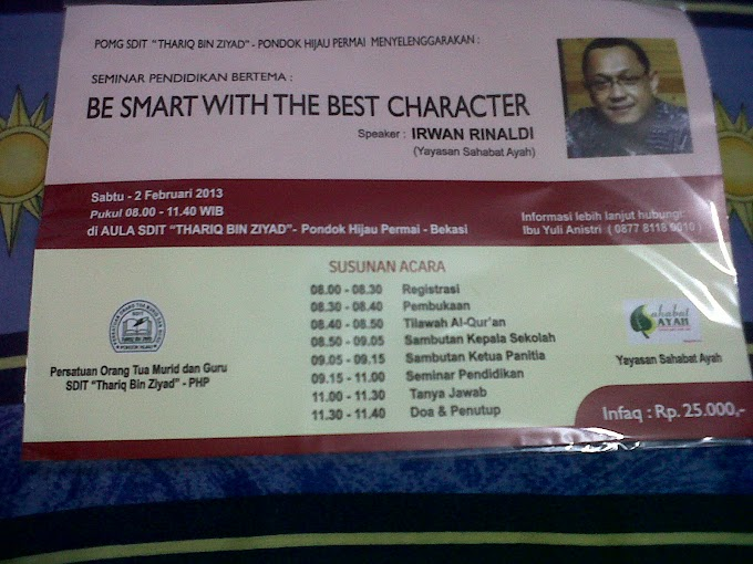 Be Smart With The Best Character