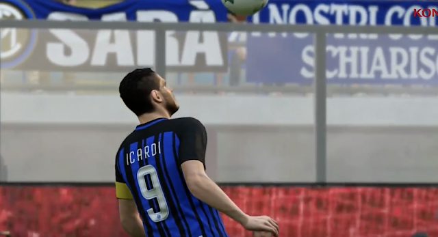 Pro Evolution Soccer anuncia acuerdo global con el FC Internazionale Milano