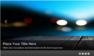 Featured Post Image Slider