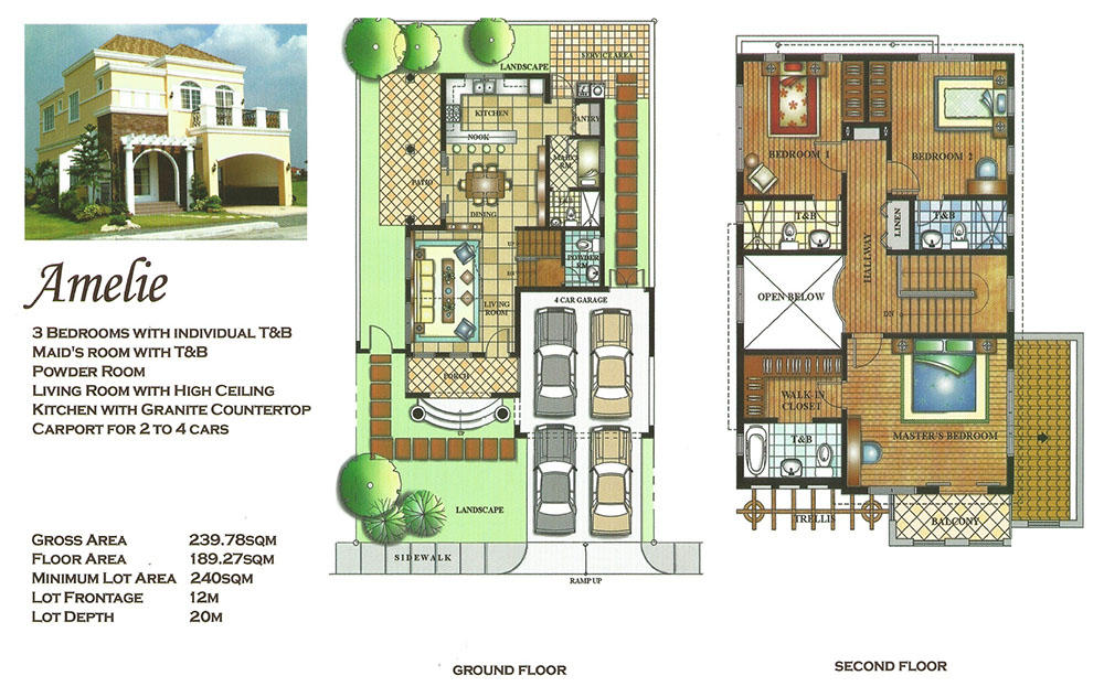 Versailles alabang amelie luxury house and lot for for Versailles house floor plan