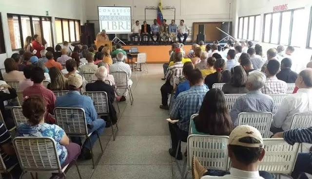 Oposición cerró consulta nacional este #18Nov para definir ruta de transición.