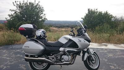 RUTA EN MOTO 203 Km PUERTO DE CANENCIA