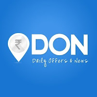 Loot-Get-Free-Rs.15-On-Sign-Up-On-Don-app