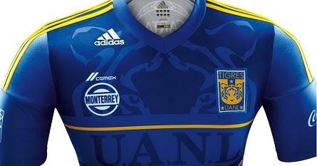 ceeeff2290 Adidas apresenta a camisa reserva do Tigres UANL - Testando Novo Site