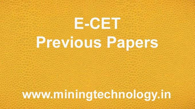 ECET PAPER-1