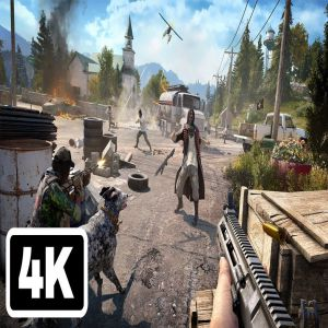 download Far Cry 5 pc game full version free