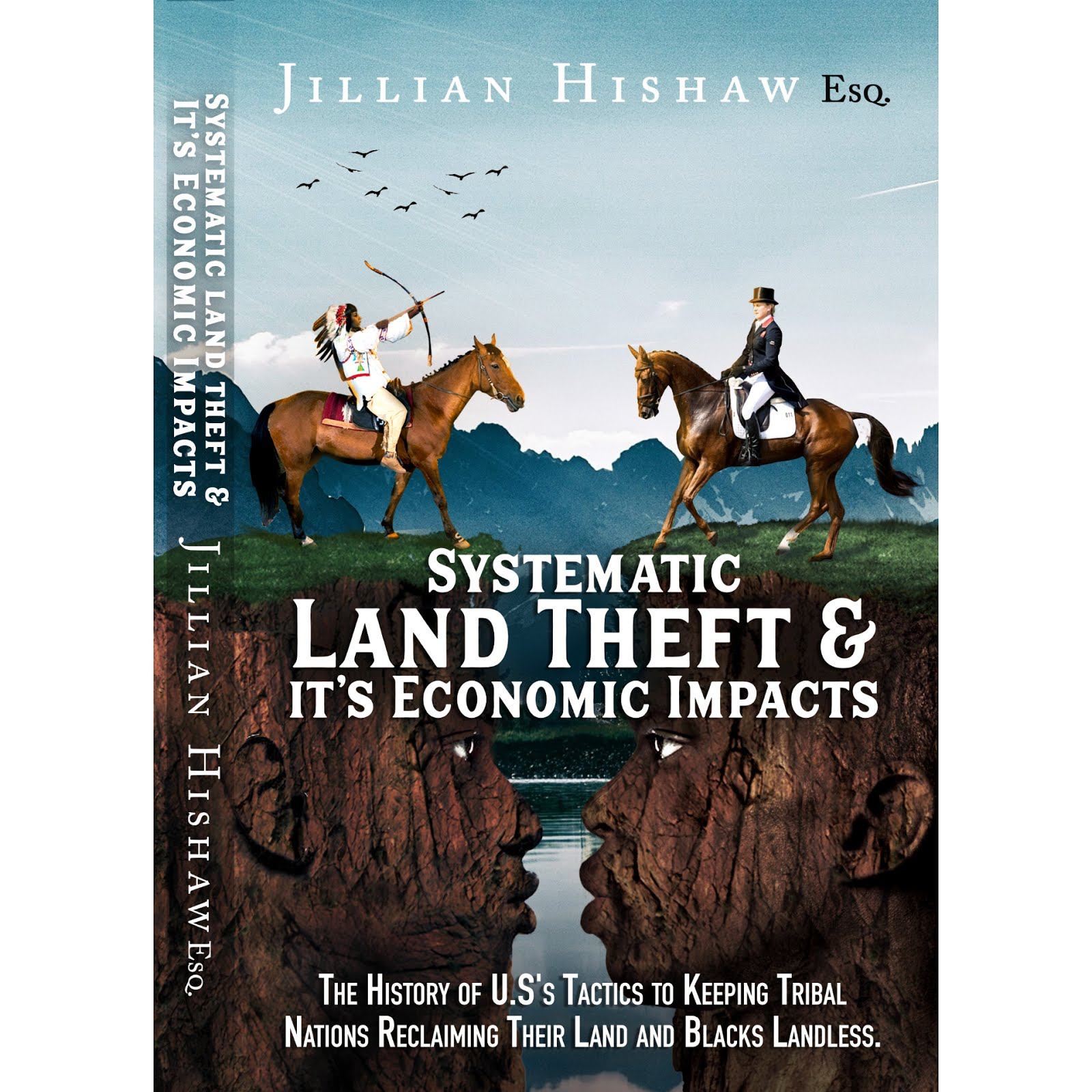 """Systematic Land Theft & It's Economic Impacts"""