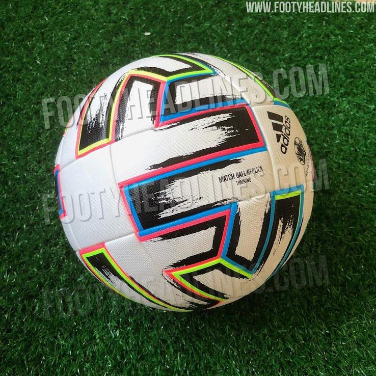 Adidas Uniforia Euro 2020 Ball 5
