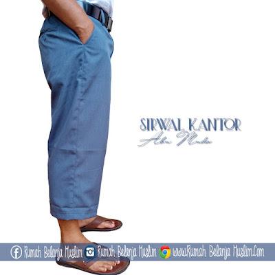 Celana Sirwal Bandung - Formal Katoran