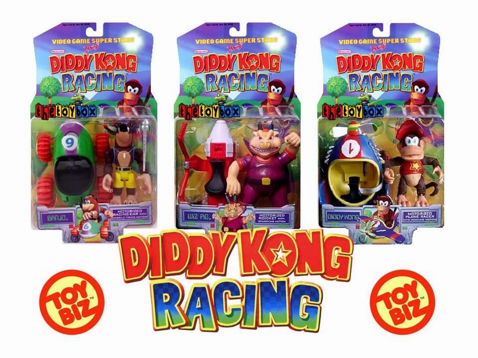Diddy Kong Racing Box Art 40634 Movieweb