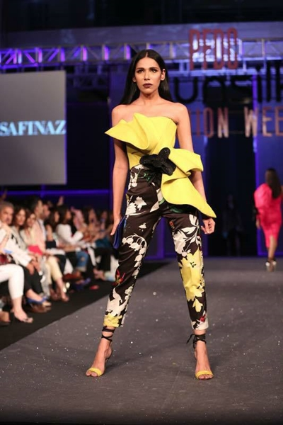 New Sana Safinaz Chateau Marmont Designs for PSFW 2017