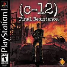 C-12 - Final Resistance - PS1 - ISOs Download