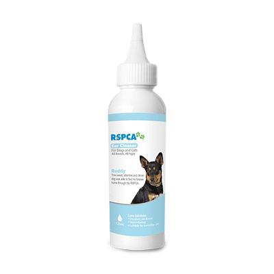 RSPCA Ear Cleaner