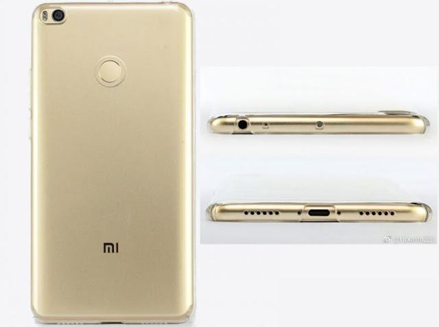 Xiaomi Mi Max 2 lançado