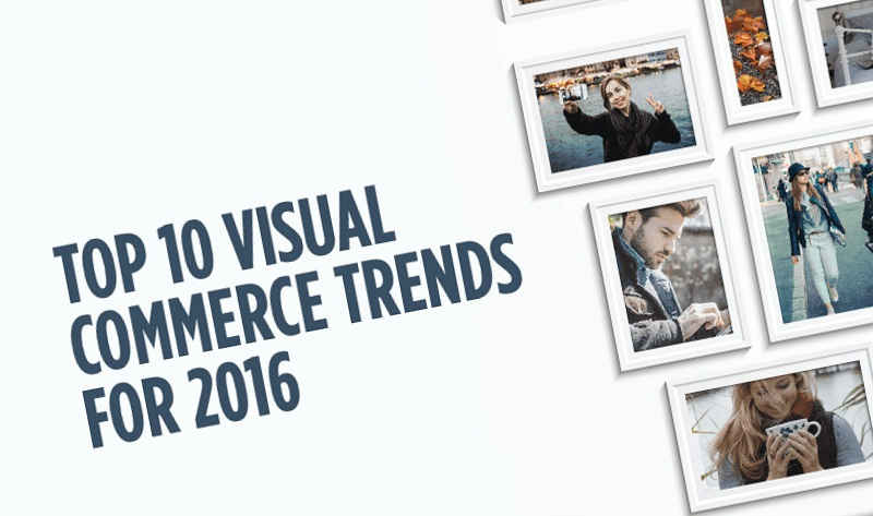 Top 10 Visual Content Marketing Trends for 2016 - #infographic