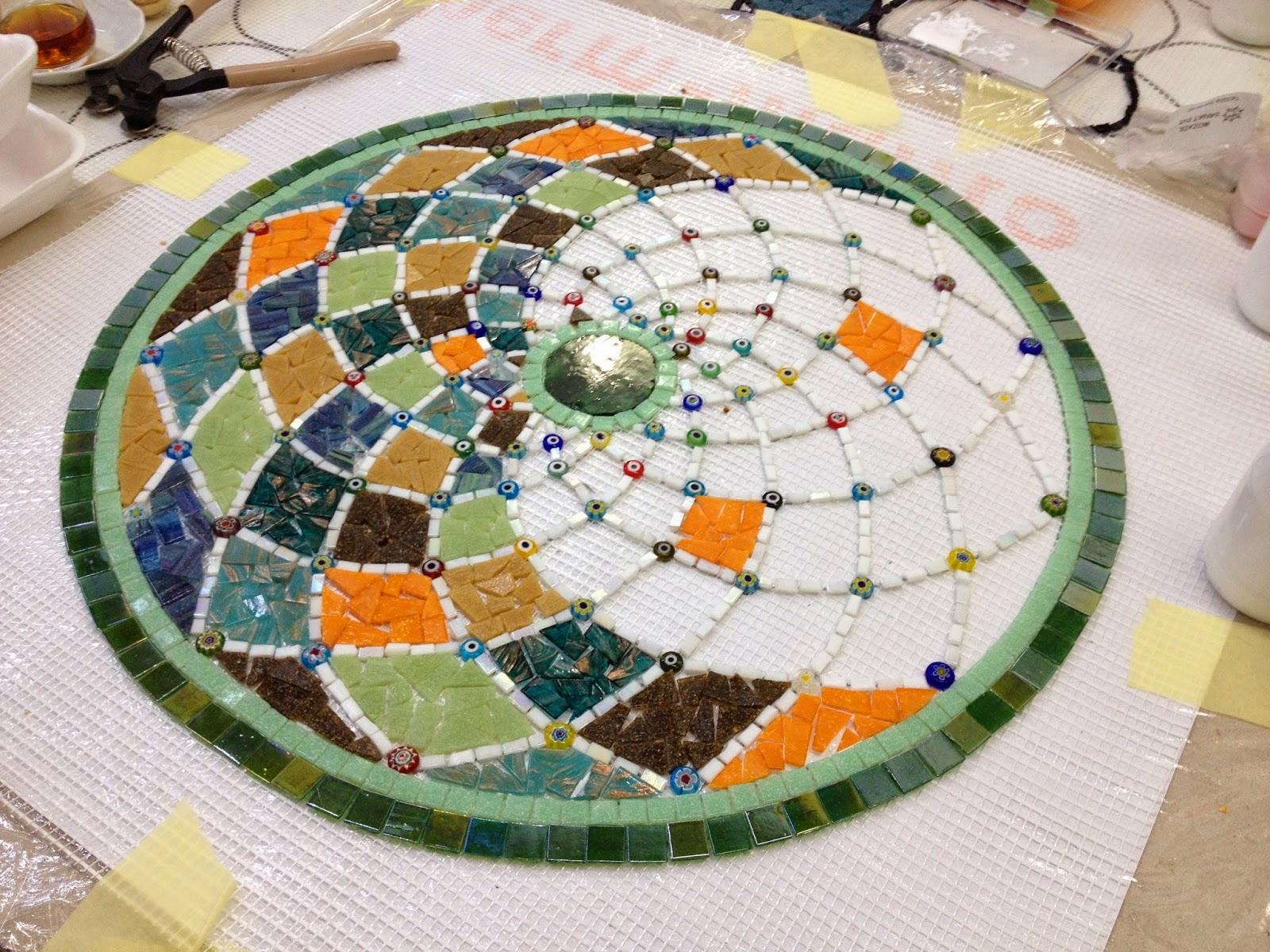 mosaic technics