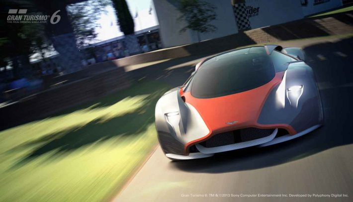 Image 6: Aston Martin DP-100 Vision Gran Turismo